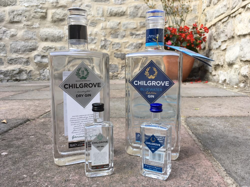 Chilgrove gins