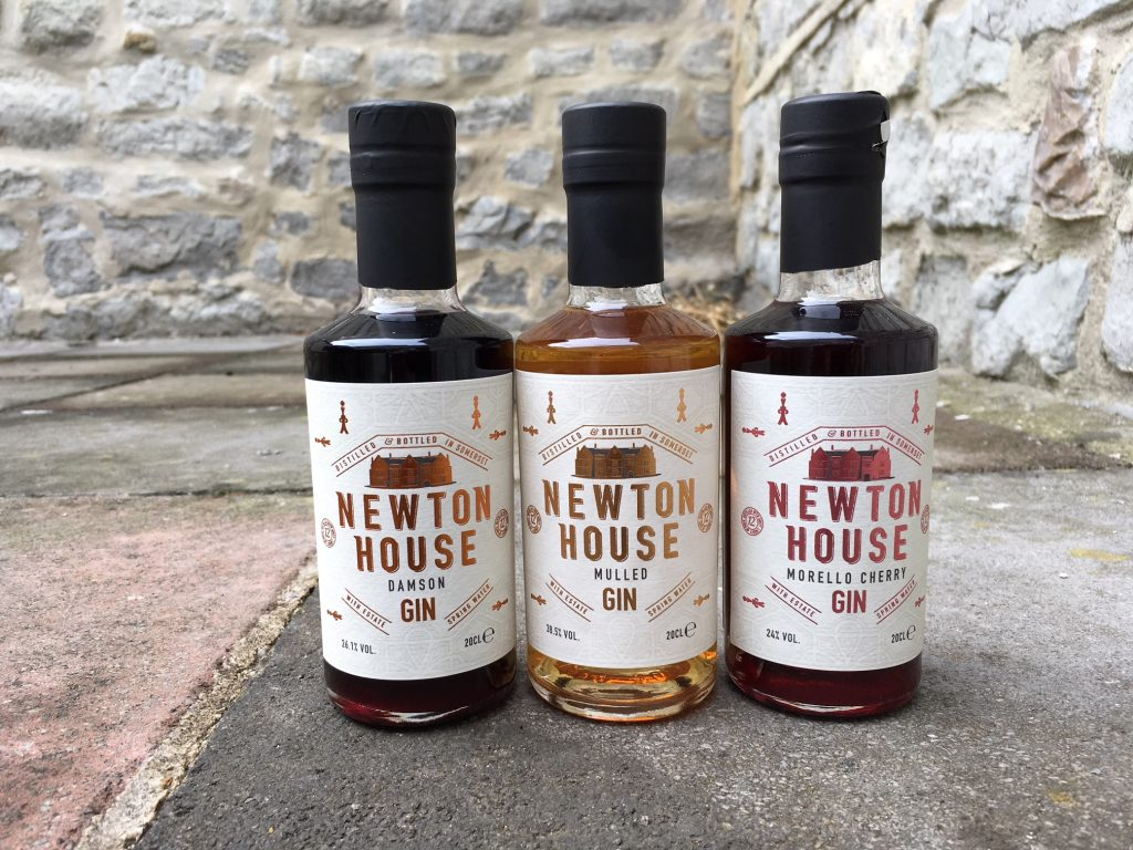 Newton House 20cl